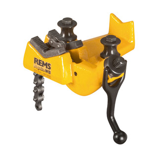 "Rems 120250 Aquila WB Bench Chain Vice (6"")"