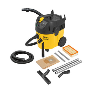 Rems 185501 Pull Wet & Dry Dust Extractor Class M (240v)