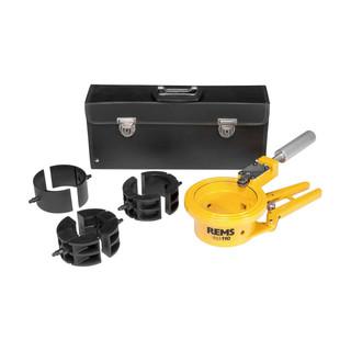 Rems 290412 Cut 110 Cu-INOX Pipe Cutting Tool Set (50-75-110)