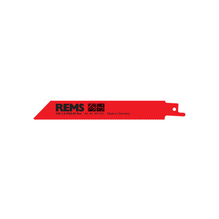 Rems 561103 150mm Reciprocating Saw Blades - Metal, Stainless Steel (5 pack)