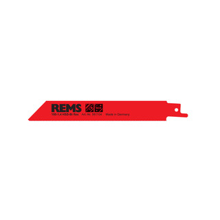 Rems 561104 150mm Reciprocating Saw Blades - Metal, Stainless Steel (5 pack)