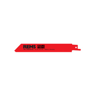 Rems 561105 150mm Reciprocating Saw Blades - Sheet Metal, Metal, Stainless Steel (5 pack)