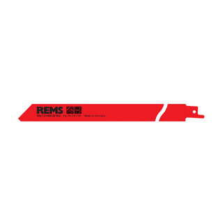 Rems 561108 200mm Reciprocating Saw Blades - Metal, Stainless Steel (5 pack)