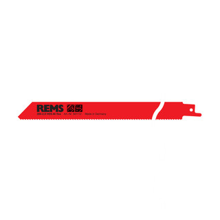 Rems 561112 280mm Reciprocating Saw Blades - Metal, Stainless Steel (5 pack)