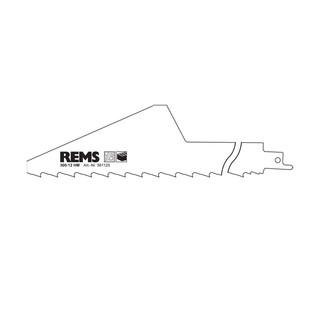 Rems 561125 300mm Extra High Reciprocating Saw Blades - Breeze Blocks, Pumice, Brick (1 pack)