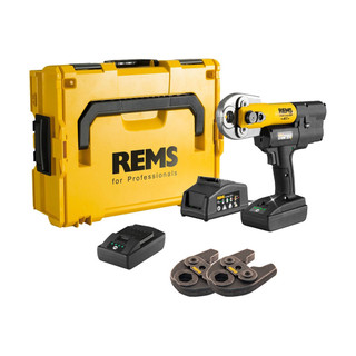 Rems 578014X03 Mini-Press 22v ACC 3 Tong Ultimate Pack