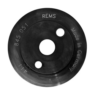Rems 845051 Cento/DueCento Pipe Cutting Wheel (Plastic <10mm)