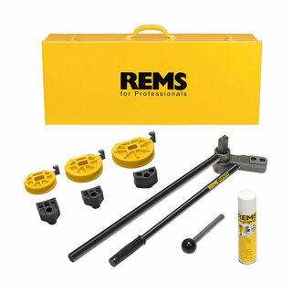 Rems 154002 Sinus Hand Tube Bender (14,16,18mm bending & back formers)