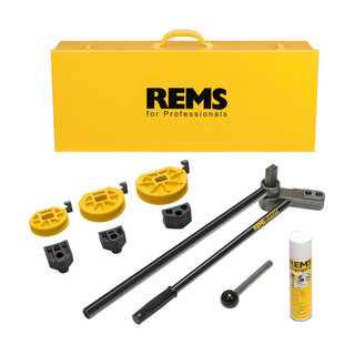 Rems 154003 Sinus Hand Tube Bender (12,15,18,22mm bending & back formers)