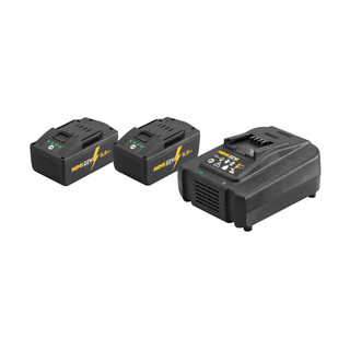 Rems 571593 21.6v Power Pack (2x5Ah)