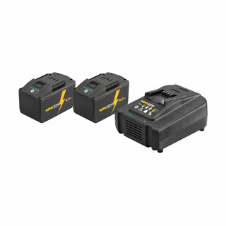 Rems 571594 21.6v Power Pack (2x9Ah)