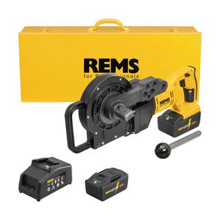 REMS 580014X02 Akku-Curvo Basic Pack (2x5Ah)