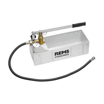 Rems 115001 Push INOX Pressure Testing Pump