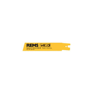 """Rems 561001 2"""" Special Saw Blades - 3.2mm Pitch (5 pack)"""