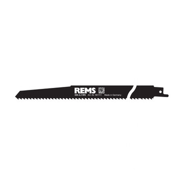 Rems 561111 300mm Reciprocating Saw Blades - Wood (5 pack)