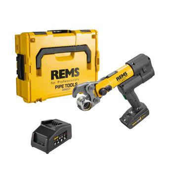 Rems 576011 Akku Press 22v ACC Basic Pack