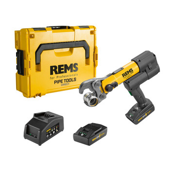 Rems 576011 Akku Press 22v ACC Basic Pack