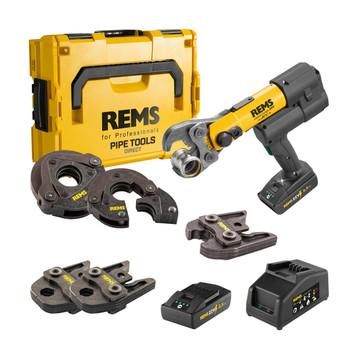 Rems 576011X05 Akku Press 22v ACC Ultimate Pack (2x2.5Ah)