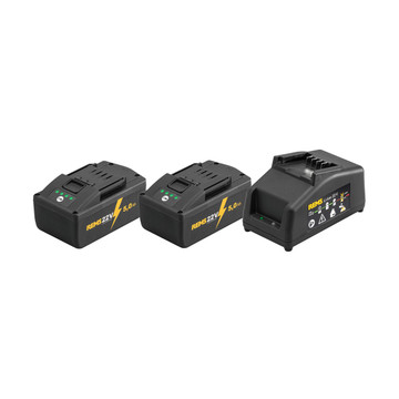 Rems 571591 21.6v Power Pack (2x5Ah)