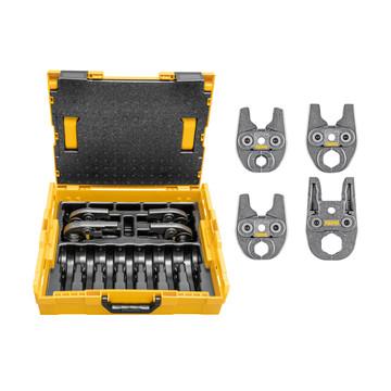 REMS 578057 Mini Tong Set M15-22-28-35 L-Boxx