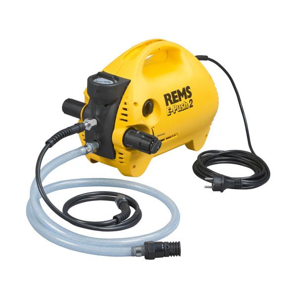 Rems 115500 E-Push 2 Electric Pressure Testing Pump