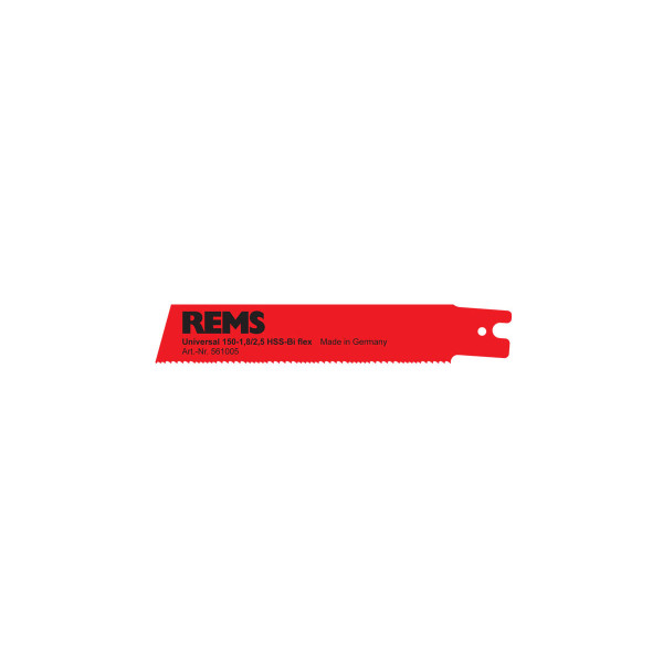 Rems 561005 150mm Universal Saw Blades (5 pack)