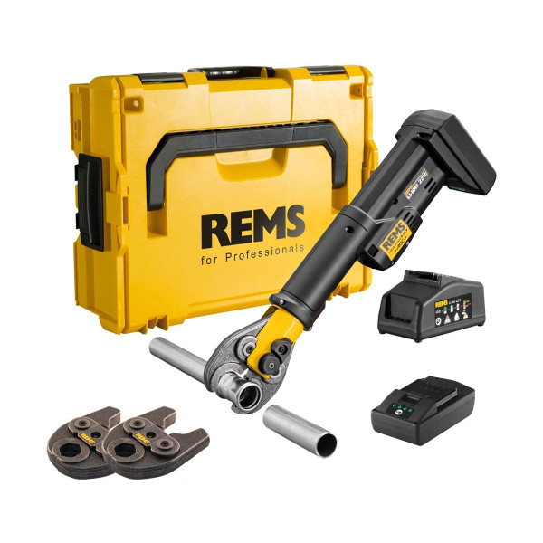 Rems 578016X03 Mini-Press S 22v ACC 3 Tong Ultimate Pack