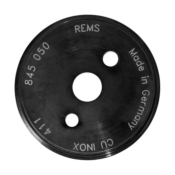 Rems 845050 Cento/DueCento Pipe Cutting Wheel (Stainless)