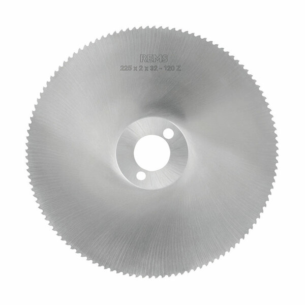 Rems 849706 Turbo/Turbo K Saw Blade (220 Teeth Cobalt Alloy)