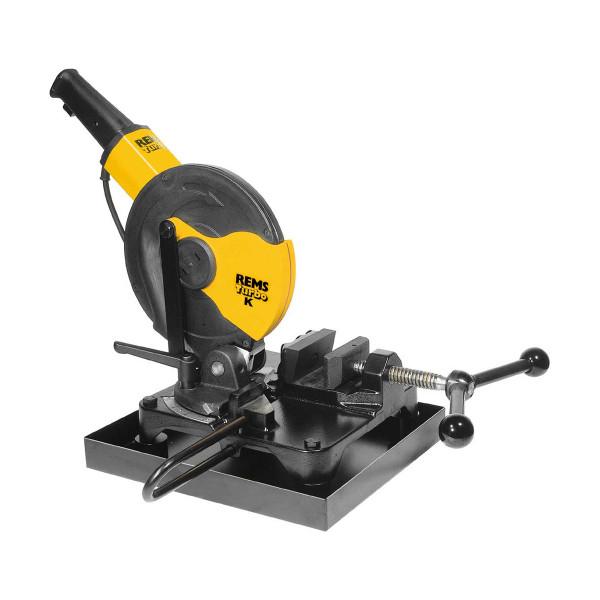 Rems 849007 Turbo K Universal Circular Saw + FREE Saw Blade & Stand (240v)