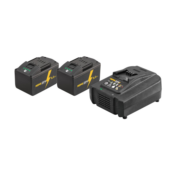 Rems 571594 21.6v Power Pack (2x9Ah)