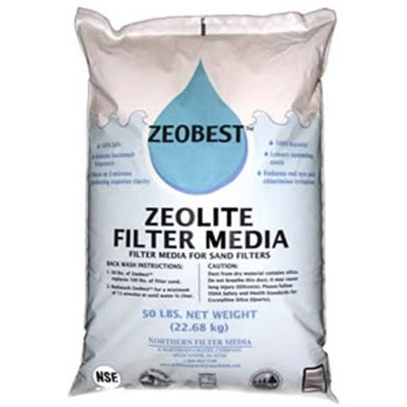 Zeobest Sand Alternative - 25 Lb Bag