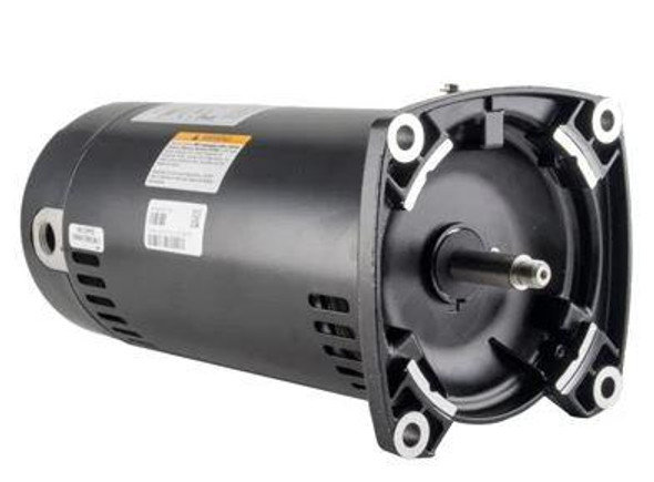 A.O Smith Century Centurion EE Series 0.5 HP Square Flange Motor - QC1052