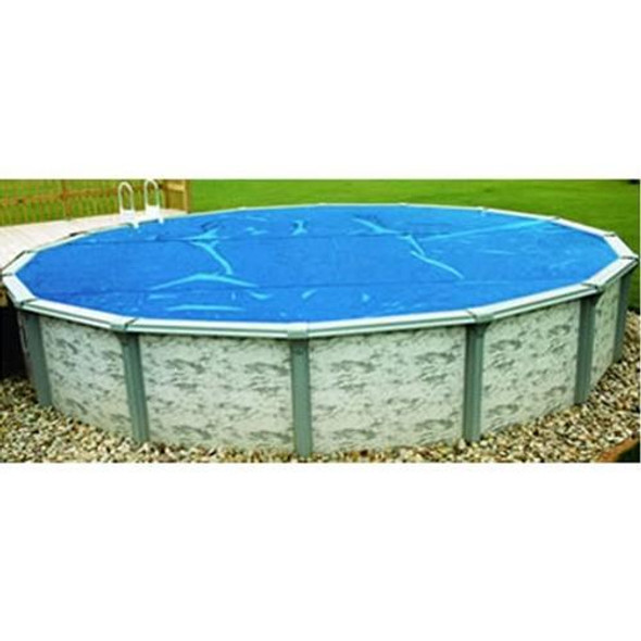 Above Ground Pool 8-mil 21' x 43' Oval 3 Year Solar Blanket