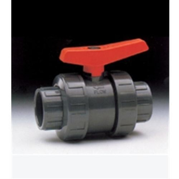 "Astral Products 4"" True Union Ball Valve TxT"