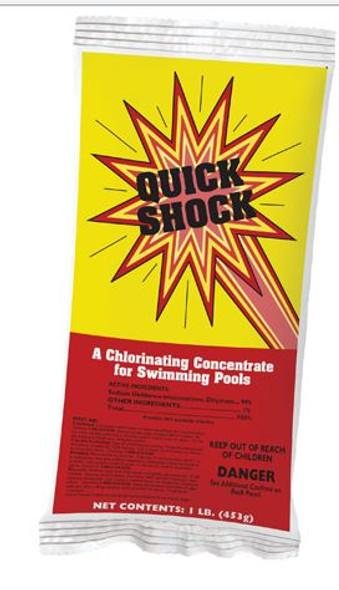 Chlor-Burst (Dichlor) Pool Shock 1lb Bags - Qty: 6