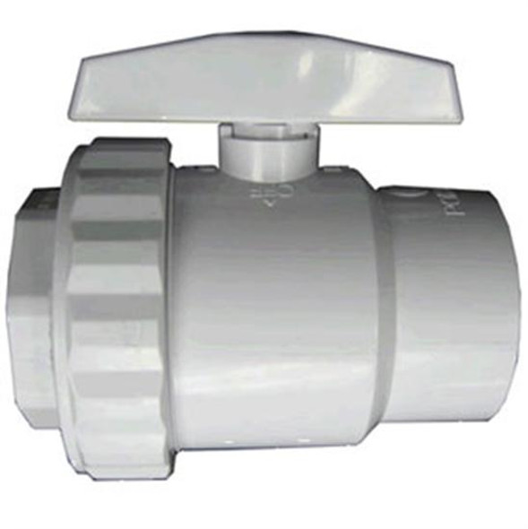 "Hayward 2 Way Trimline Ball Valve 1.5"" FPT - SP0722"