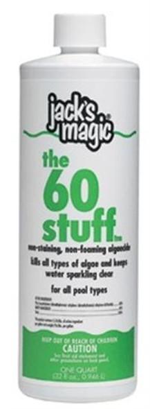 Jacks Magic The 60 Stuff Algaecide - 32 oz
