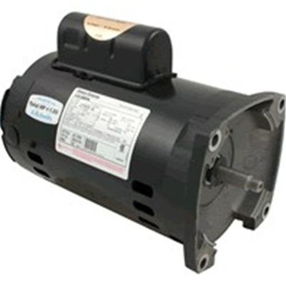 Pentair 3/4 HP Full Rated Square Flange Pump Motor Energy Efficient - 355008S