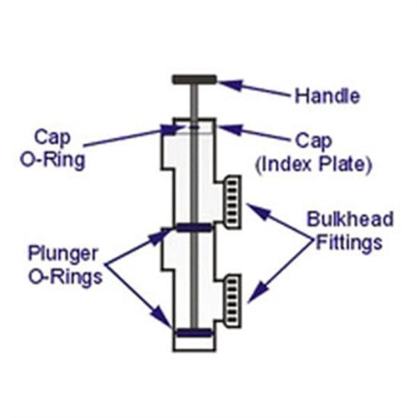 Pentair Concord Push Pull Valve Kit