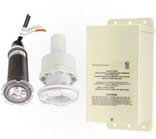Pentair GloBrite LED Light 100 ft. Cord 1 Vinyl Niche Combo  - 620080