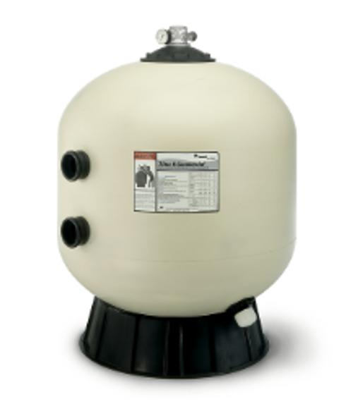 "Pentair PacFab 36"" Triton TR140 In Ground Almond Sand Filter - 140316"