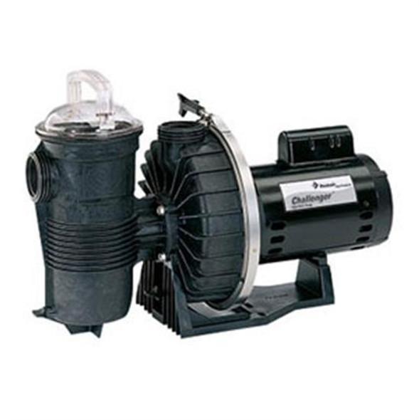 Pentair PacFab 208-230-460V Challenger High Pressure Pump 3HP