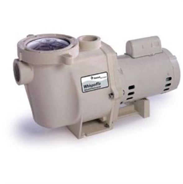 "Pentair PacFab 2HP 208-230-460V WhisperFlo Pump - 2"" FPT"
