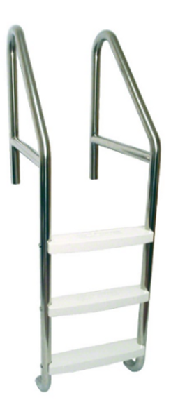 "S.R. Smith 23"" Standard Crossbrace Plus 3 Step Ladder .065"" Wall - 10076"