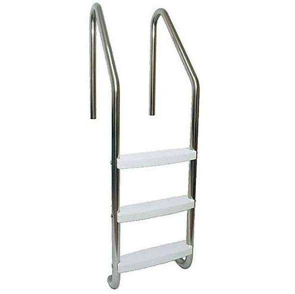 "S.R. Smith 23"" Standard Plus 3-Step Ladder - .065"" wall - 10004"