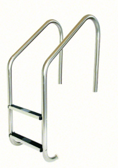 "S.R. Smith 24"" 2 Step Residential Ladder Elite Stainless Treads - RLF-24S-2A"