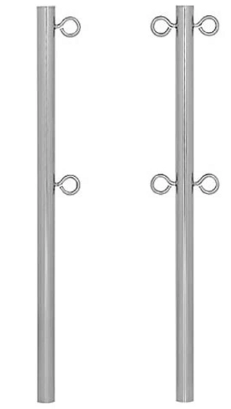 "S.R. Smith 4'6"" Recall Stanchion .065"" Wall -10163"