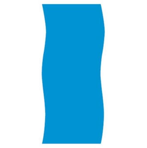 "Swimline H-G All Blue Expandable Vinyl Liner 24'x72"" Round - LI24XXL25"
