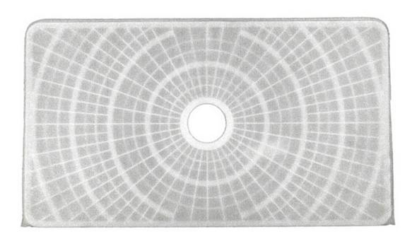 """Unicel 13.5"""" x 24"""" Rectangular Anthony Grid - UNIFG2413"""